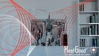 heatgood radiant heater