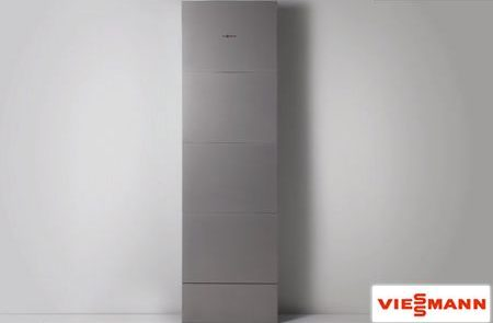 viessmann water heater The volume of water heated = the volume of water used