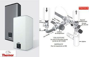 Installation Principle of an Electric Water Heater